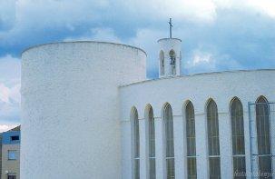 Òdena - Església Verge de la Pau