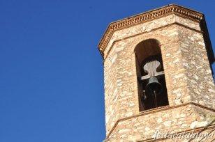 Albinyana - Església del Sagrat Cor a les Peces