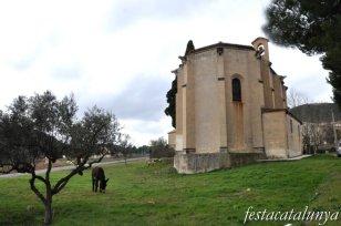 Montmell, El - Església de Sant Pere d'Aiguaviva