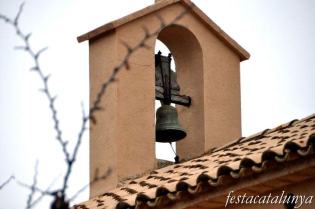 Montmell, El - Església de Sant Miquel a can Ferrer de la Cogullada
