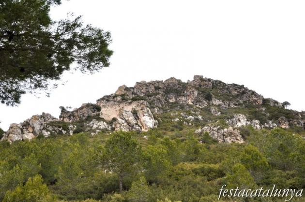 Montmell, El - Castell del Montmell