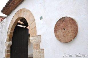 Montmell, El - Mas Vidal o cal Cintet a la Joncosa