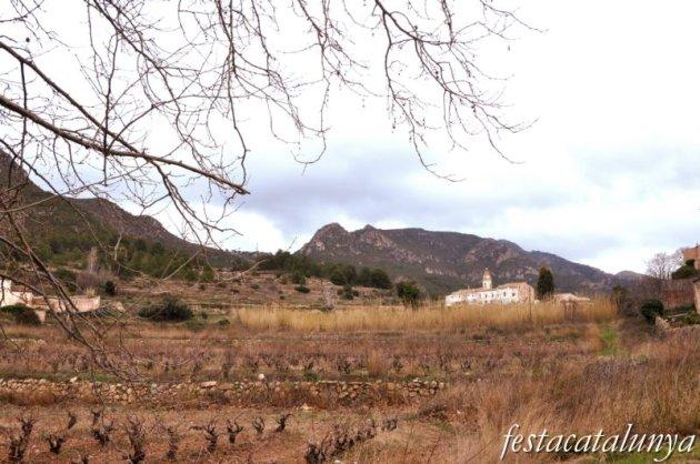 Montmell, El - Església de Sant Miquel i de la Mare de Déu del Remei de la Joncosa