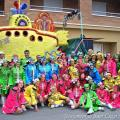Carnaval a Sant Cugat Sesgarrigues
