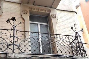 Lleida - Places singulars (Casa Bergós a la Plaça de la Sal)