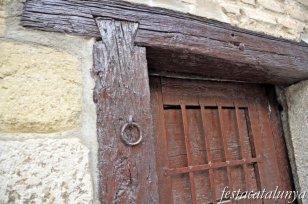 Lleida - Places singulars (Casa del Pança a la Plaça de Sant Lorenç)