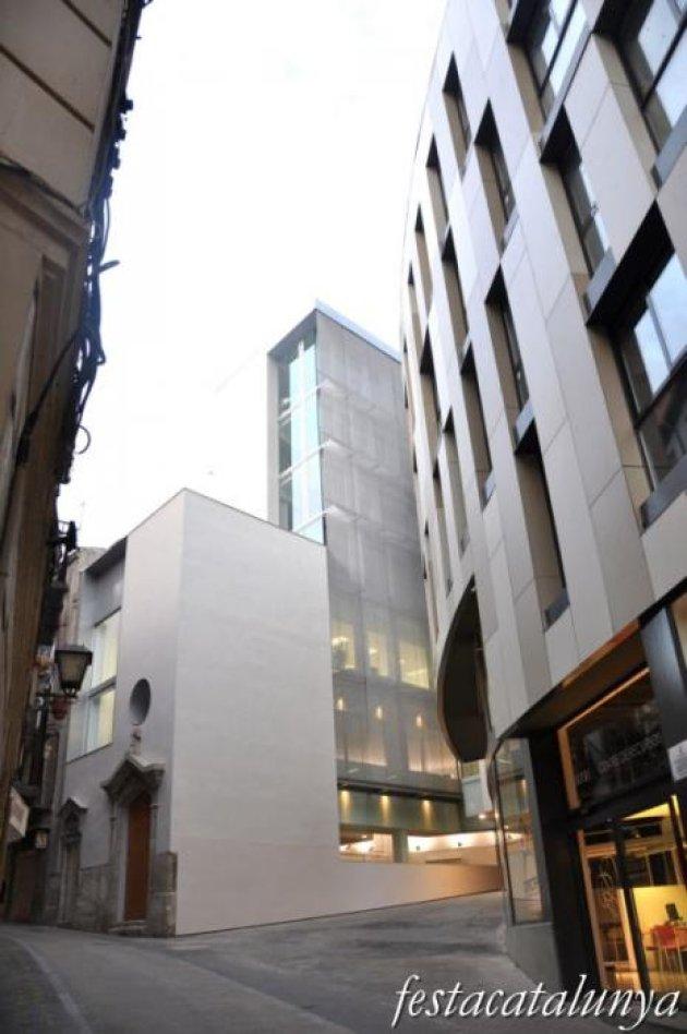 Lleida - Església de Sant Pau, actual Escola de Belles Arts
