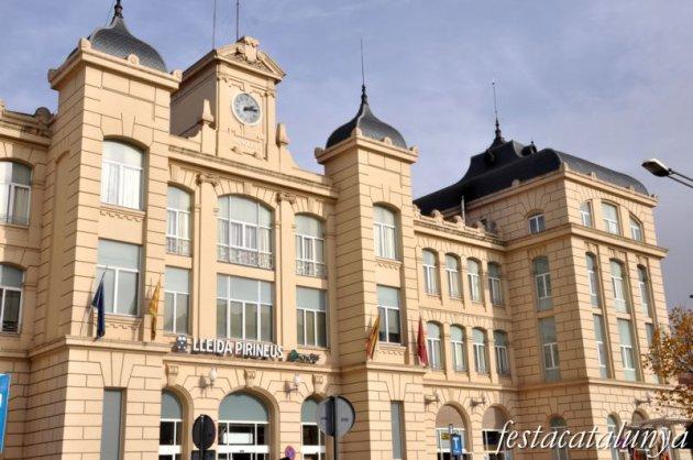 Lleida - Estació de Ferrocarril