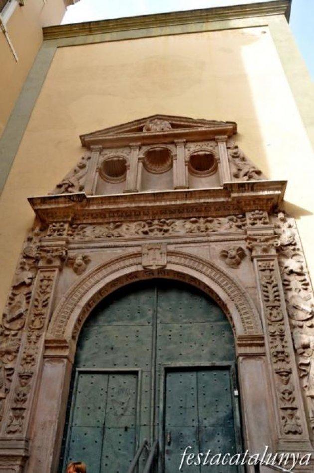 Lleida - Església de la Sang