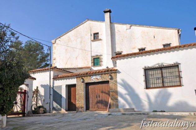 Sant Jaume dels Domenys - Masies del Terme (Cal Turrell)