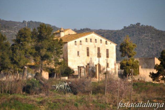 Sant Jaume dels Domenys - Masies del Terme (Mas de Gomila)