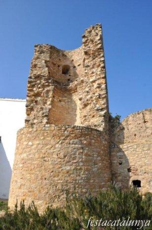 Sant Jaume dels Domenys - Torre de guaita de Lletger