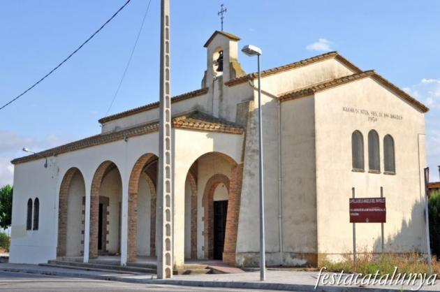 Sant Jaume dels Domenys - Església de Sant Marçal o de Nostra Senyora dels Àngels del Papiolet