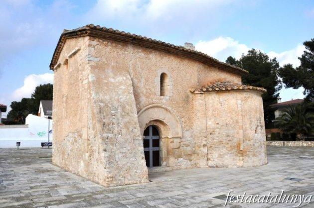 Calafell - Església romànica de Sant Miquel de Segur de Calafell