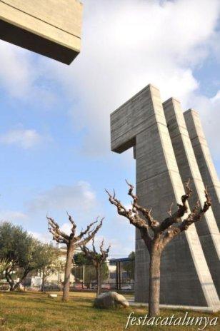Calafell - Església parroquial de l'Assumpció de Segur de Calafell
