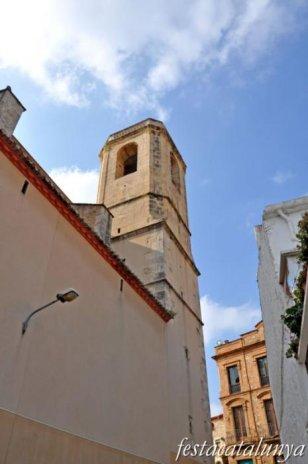 Calafell - Església parroquial de la Santa Creu de Calafell