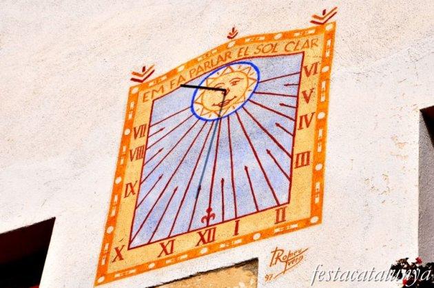 Calafell - Rellotges de Sol