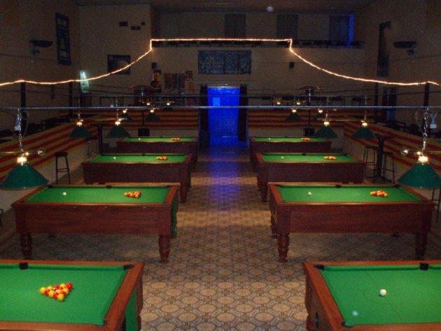 Carme - Open de Billar 8 Pool (Foto: Ajuntament de Carme)