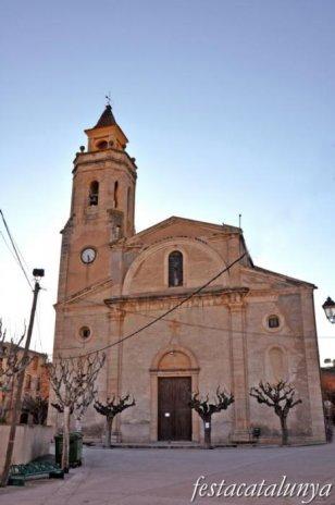 Pira - Església parroquial de Sant Salvador