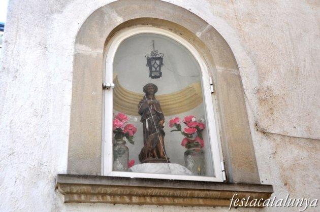 Sarral - Capelletes (Capella de Sant Roc)