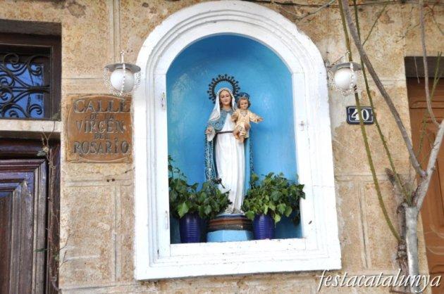 Sarral - Capelletes (Capella de la Verge del Roser)