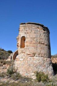 Sarral - Església romànica de Sant Pere d'Anguera