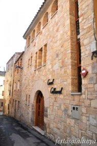 Sarral - Nucli antic (Antic Hospital dels Pobres)
