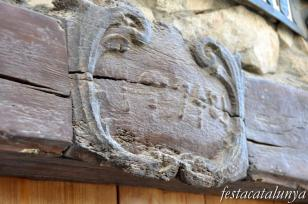 Sarral - Montbrió de la Marca (Nucli antic)