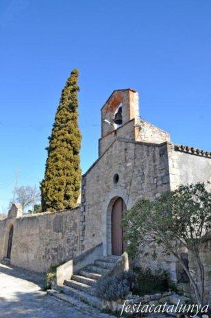 Sarral - Vallverd (Església de Sant Joan Baptista)