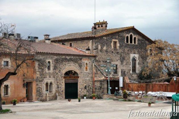 Maçanet de la Selva - Nucli antic (Palau de Foixà)