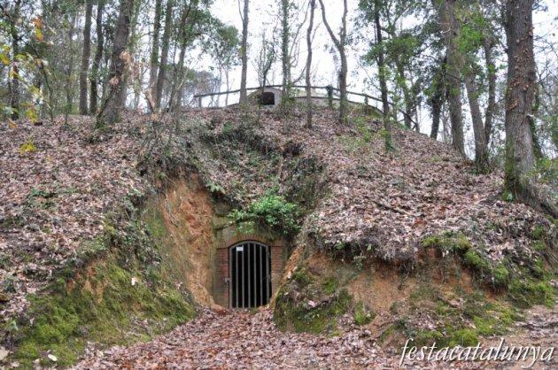 Maçanet de la Selva - Pou de glaç de Buscatell