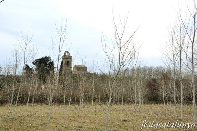 Maçanet de la Selva - Església de Sant Pere de Martorell