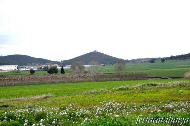 Maçanet de la Selva - Castell de Torcafaló