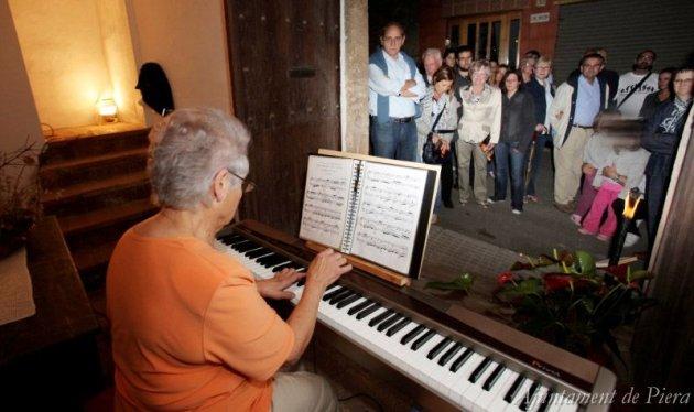 Piera - Ruta dels Músics (Foto: Ajuntament de Piera)