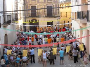 Bonastre - Festa Major de Santa Magdalena (Foto: Ajuntament de Bonastre)