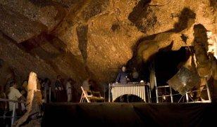 Collbató - Gong, festival de noves sonoritats a les coves de Salnitre (Foto: Consorci de Turisme del Baix Llobregat)