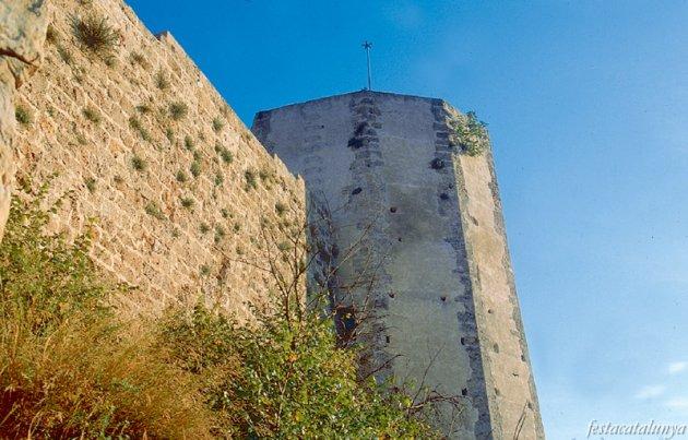 Pobla de Claramunt, La - Castell