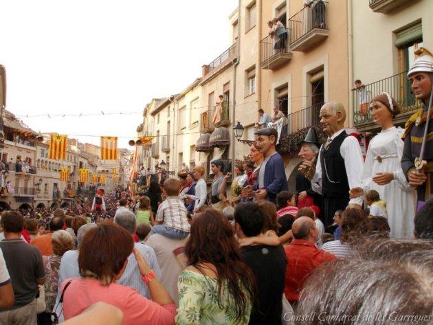Borges Blanques - Festa Major (Foto: Consell Comarcal de les Garrigues)