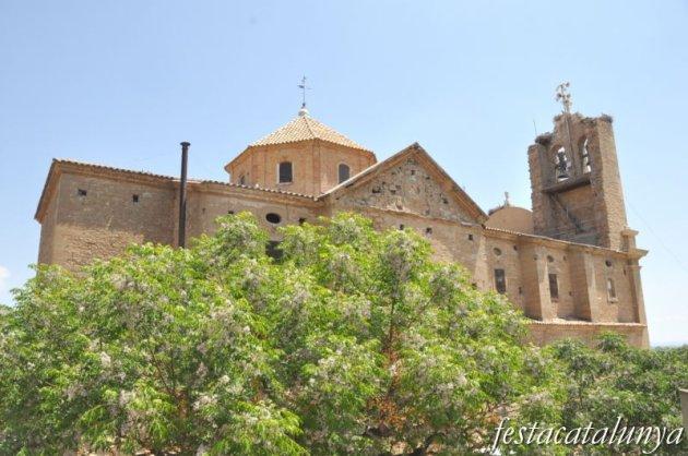 Alcarràs - Església parroquial de la Mare de Déu de l'Assumpció