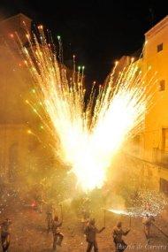 Cervera - Isagoge i Festa Major del Sant Crist (Foto: Paeria de Cervera)
