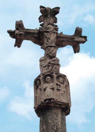Prats de Rei, Els - Creu de terme Mare de Déu del Portal