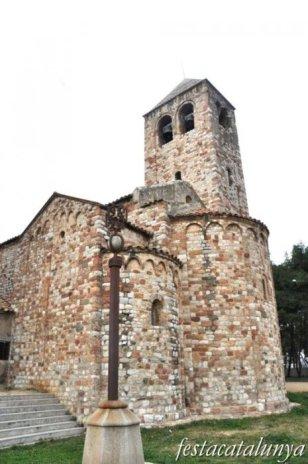 Barberà del Vallès - Església romànica de Santa Maria