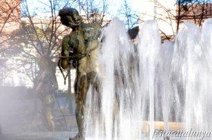 Barberà del Vallès - Font Monumental de la Plaça de la Vila