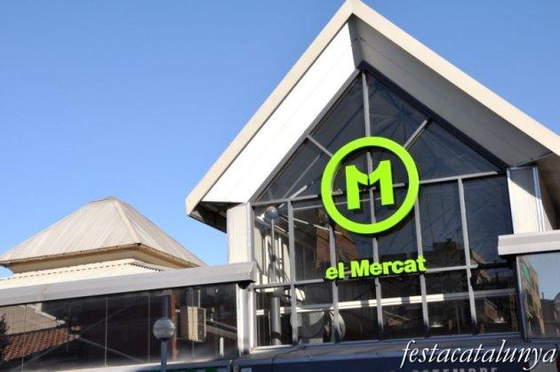 Barberà del Vallès - Mercat municipal 11 de setembre