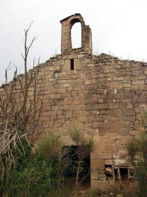 Prats de Rei, Els - Capella de Sant Ermengol