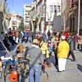 Mercat d'Intercanvi, venda de segona mà a Canet de Mar