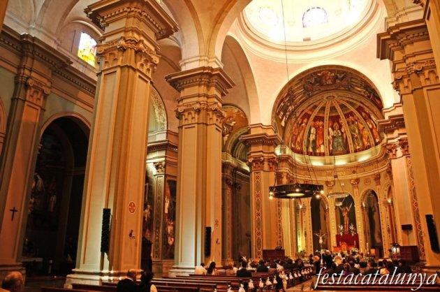 Mont-roig del Camp - Església nova de Sant Miquel Arcàngel