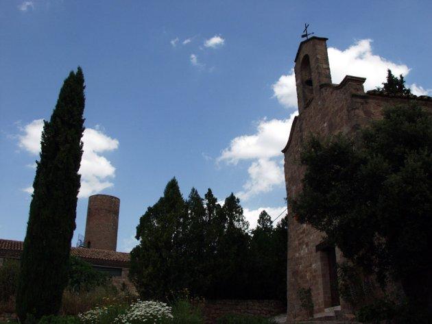 Prats de Rei, Els - Església de Sant Andreu de la Manresana