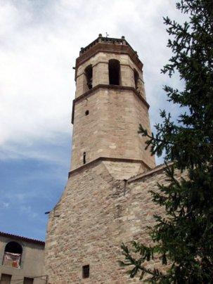 Prats de Rei, Els - Església parroquial de Santa Maria