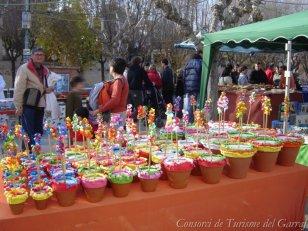 Canyelles - Fira de Santa Llúcia (Foto: Consorci de Turisme del Garraf)